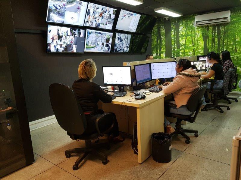 Empresa de monitoramento 24 horas