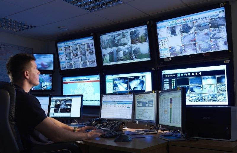 Serviço de monitoramento de alarme